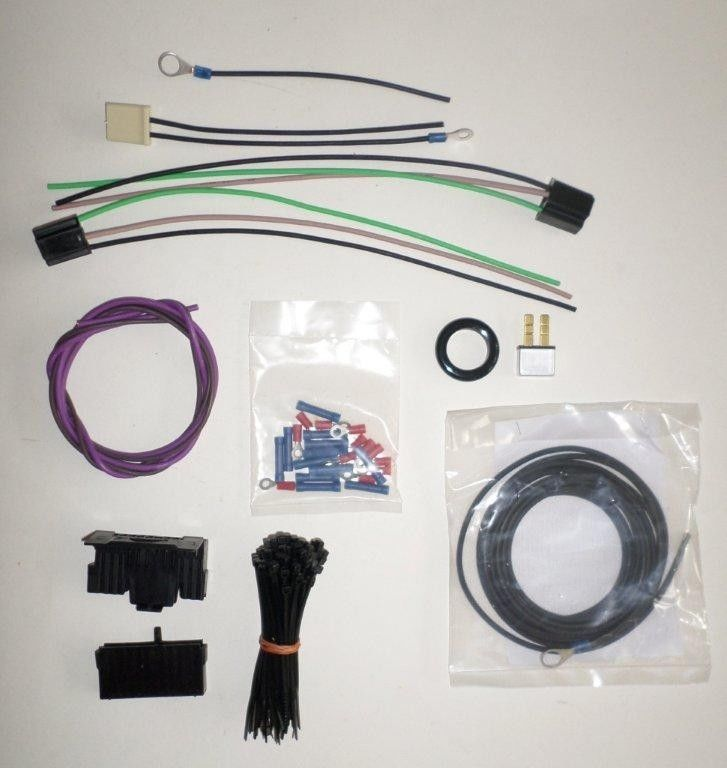 [TBQL_4184]  12 Circuit EZ Wiring Harness CHEVY Mopar FORD Hotrods UNIVERSAL X-long Wires!!  - SwapMeetParts | 12 Ez Turn Signal Wire Harness |  | SwapMeetParts