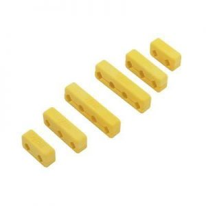 Spark Plug Wire Boot Heat Shield Protectors Set Of 4