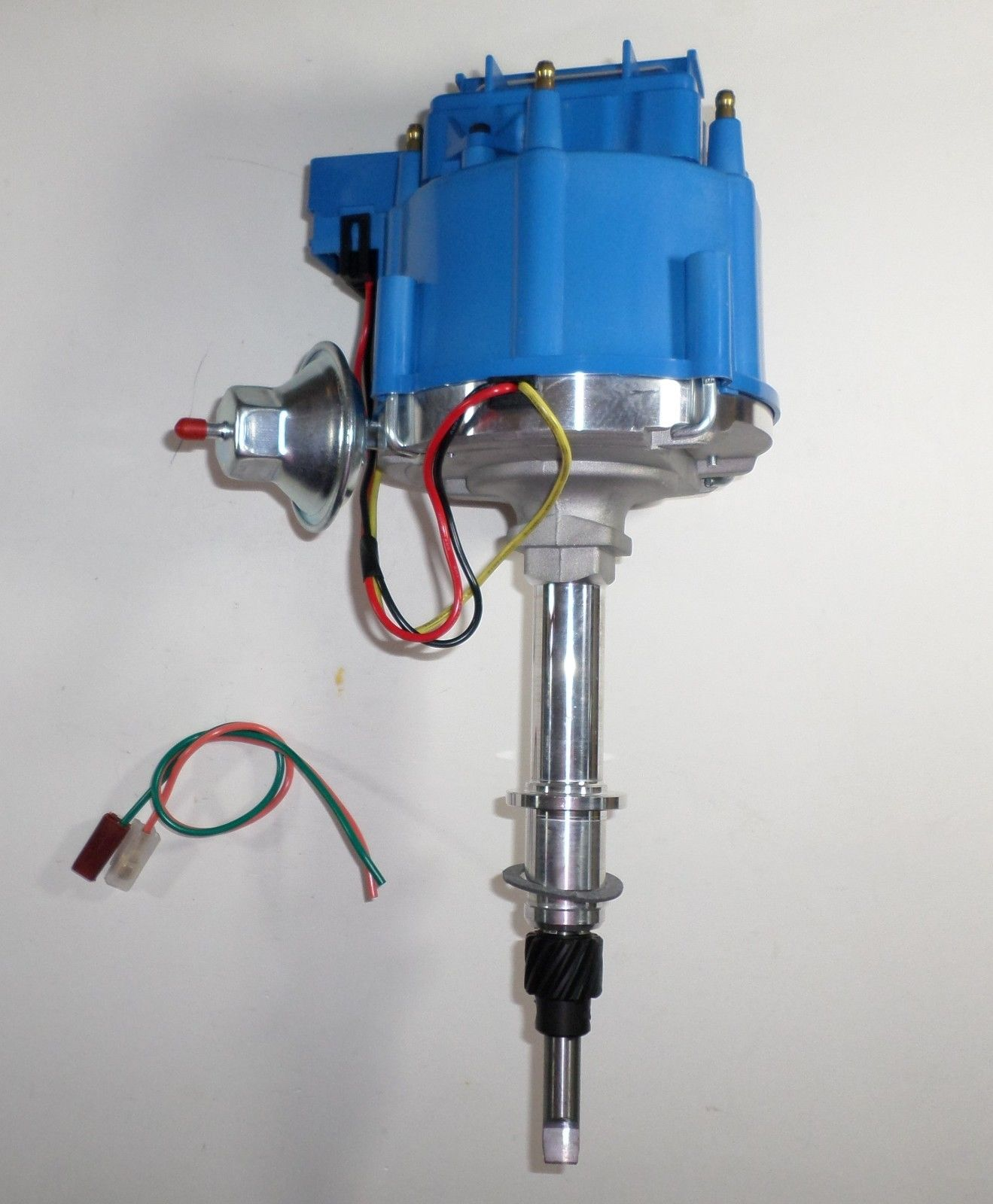 Amc Jeep Inline 6 232 258 6 Cylinder Hei Distributor Blue
