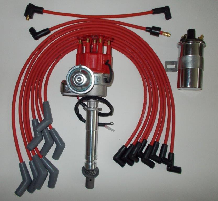 Automotive BBC CHEVY 396-454 Small HEI Distributor