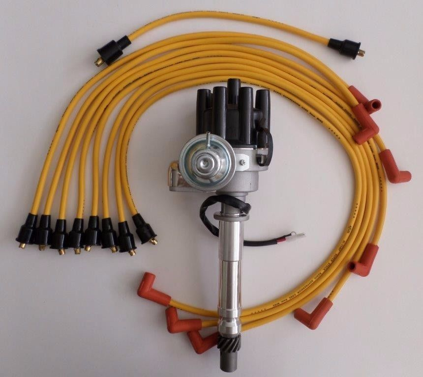 Accel Hei Ignition Wiring