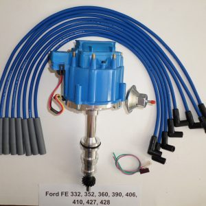 Ford Distributor Cap and Spark Plug Wires