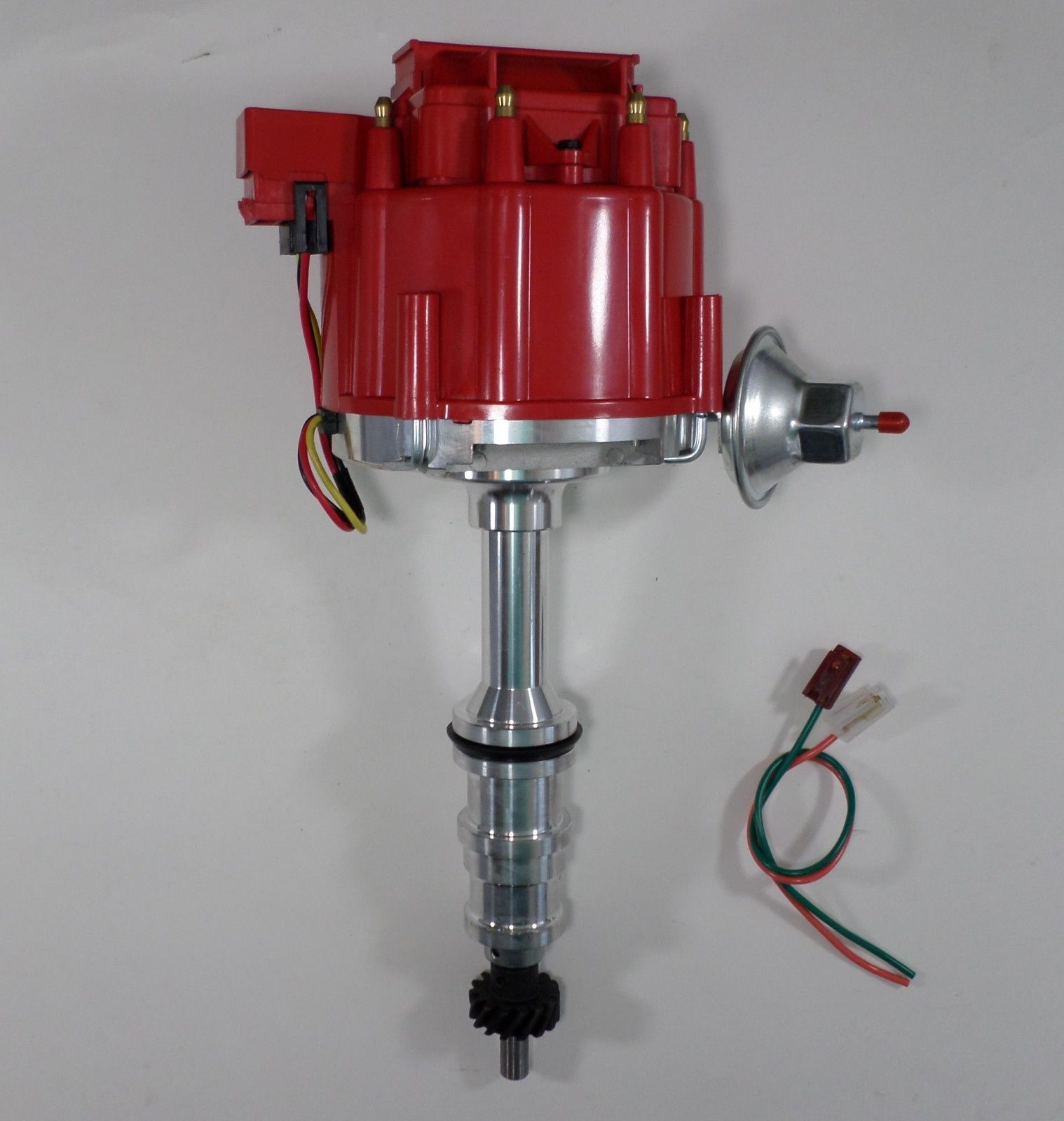 FORD FE RED HEI Distributor 332,352,360,390,406,410,427,428 w/65,000 VOLT  COIL