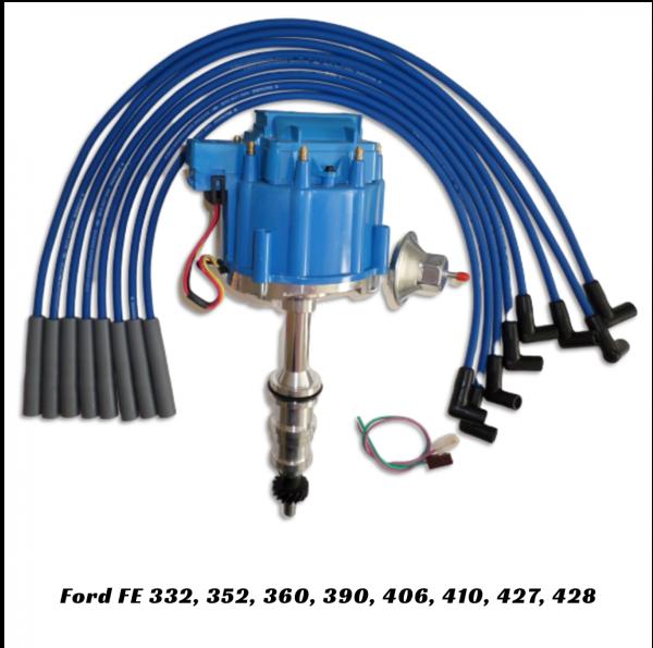 Ford Distributor Spark Plug Wires