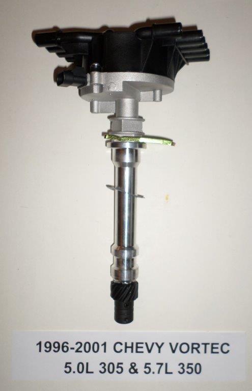 CHEVY VORTEC 5.7L//350 5.0L//305 1996-2000 PICKUP 1500-2500 BLACK Spark Plug Wires