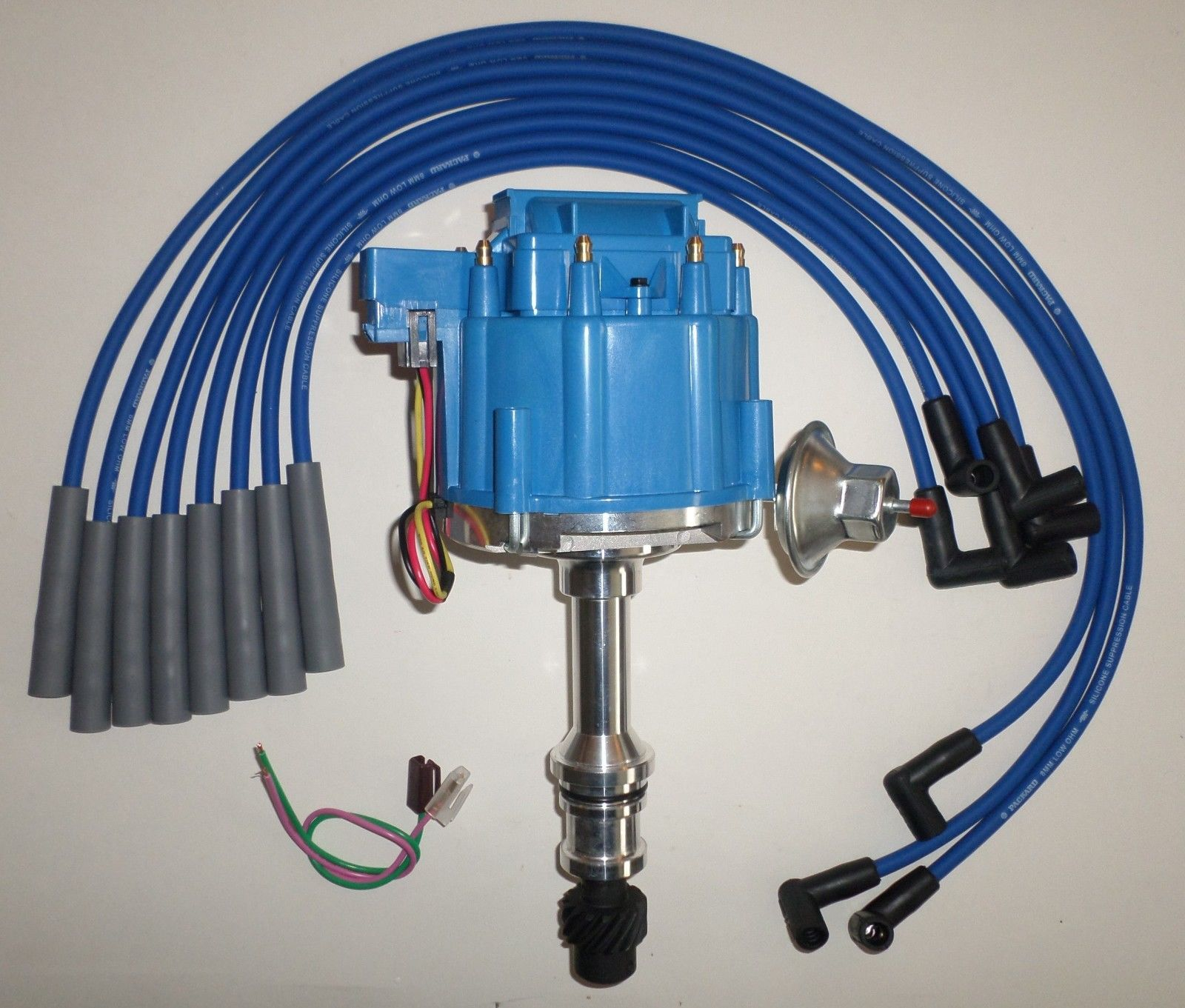 How To Wire Up A Hei Distributor