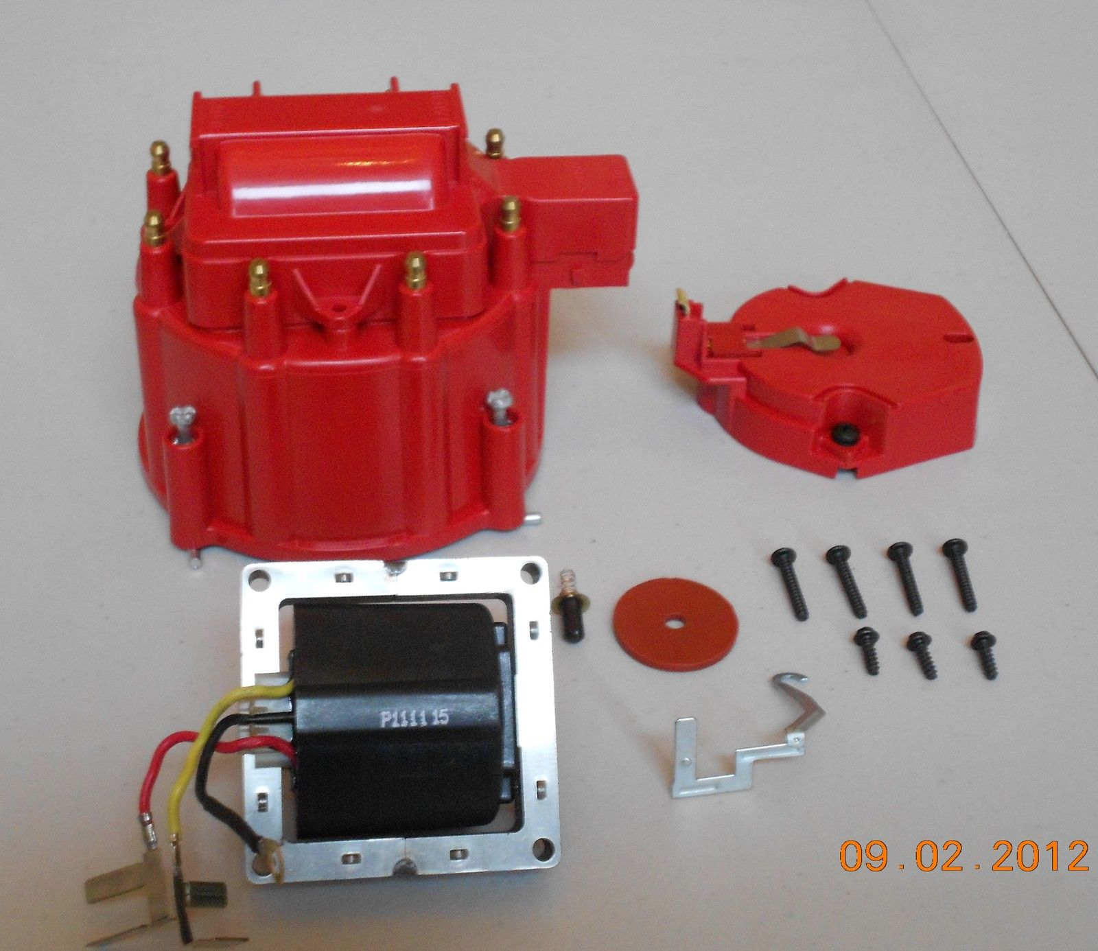 Gmheiignition Gm Hei Ignition Electronics Portion Complete