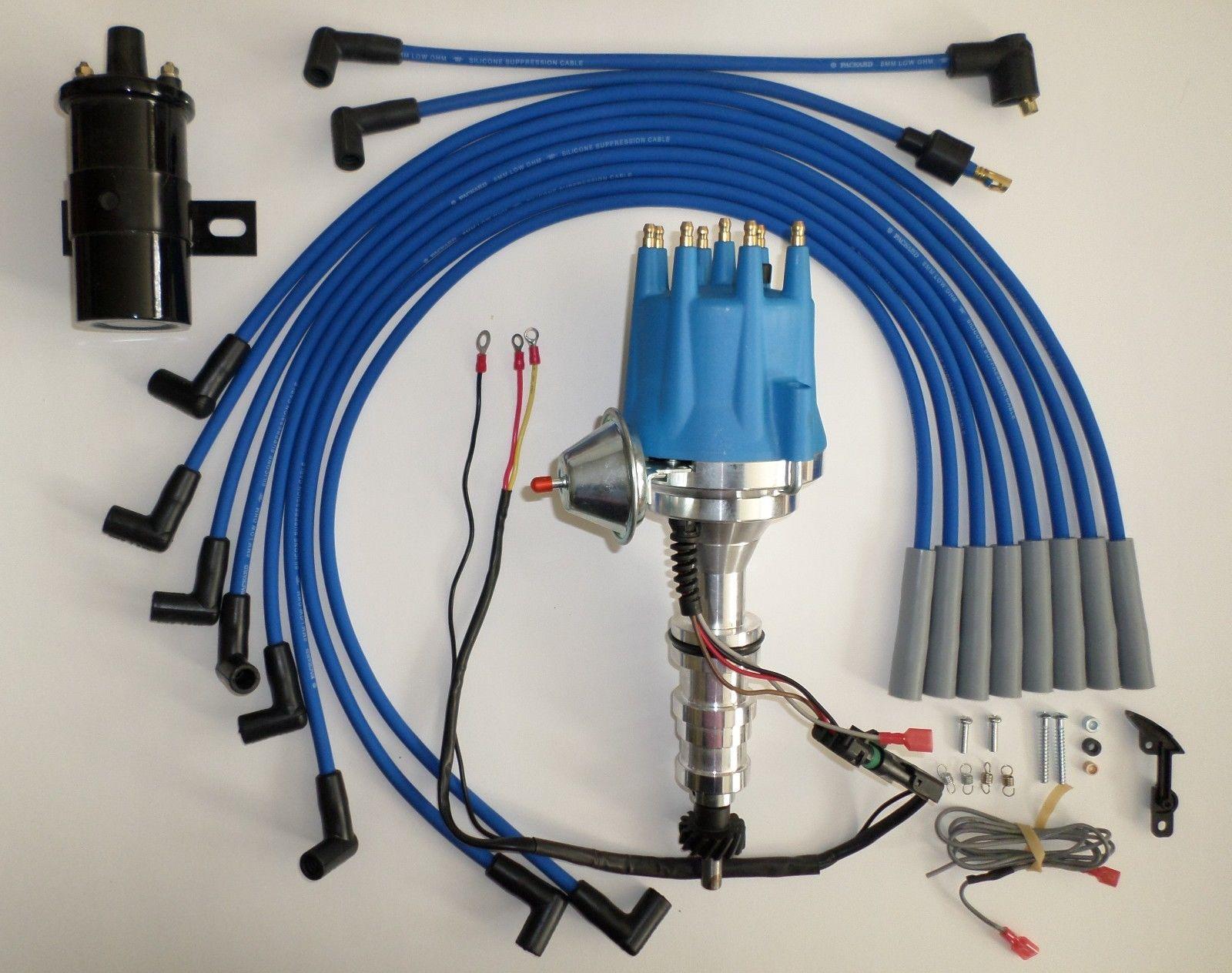Wiring Diagram Further Ford Hei Distributor Wiring Diagram Wiring